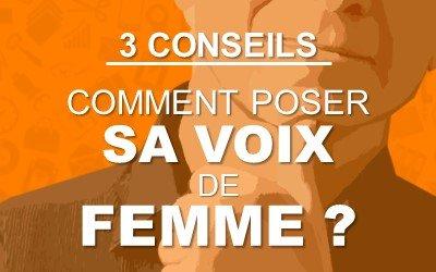 Voix de femme