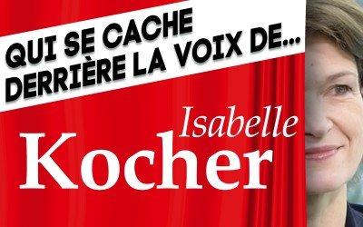 Voix de Leader : Qui se cache derrière la voix de Isabelle Kocher ?